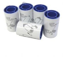 DATACARD PACK OF 5 ADHESIVE CLEANING SLEEVES